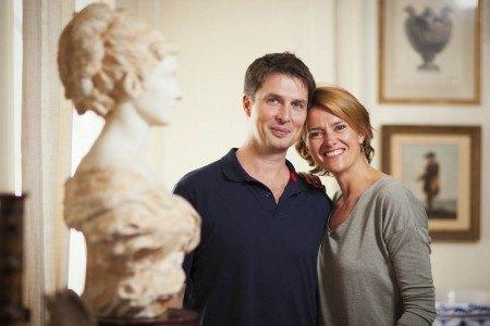 Malika et Pascal Boueix