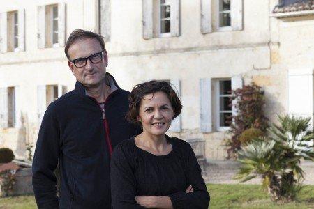 Sophie et Pascal Lucin-Douteau
