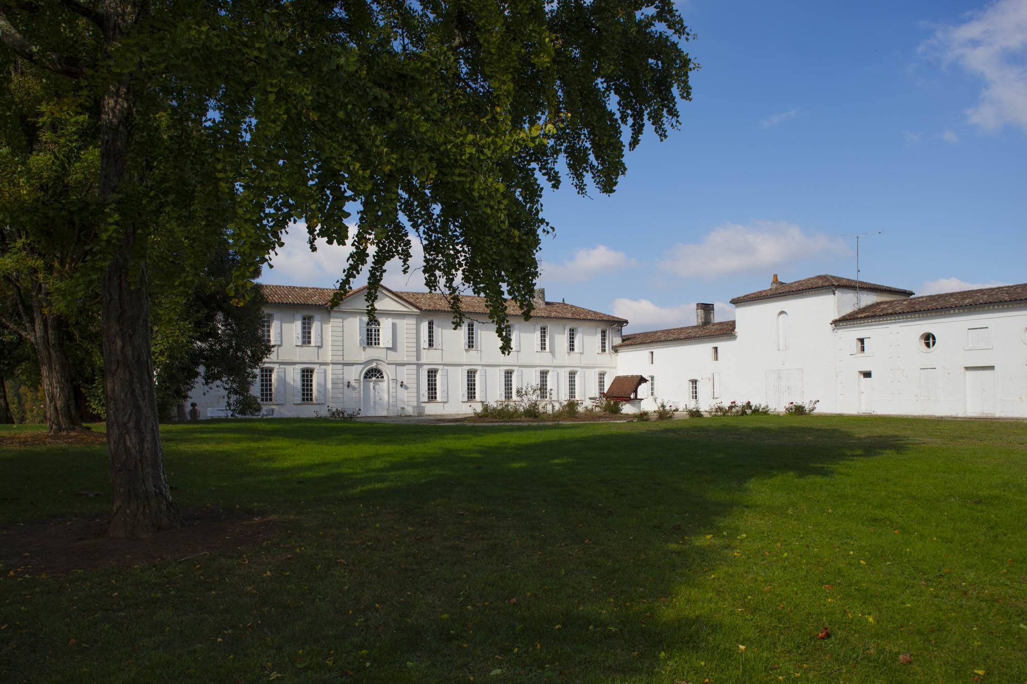 Chateau la clotte 2018