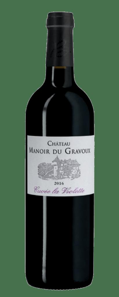Château Manoir du Gravoux Cuvée La Violette 2016