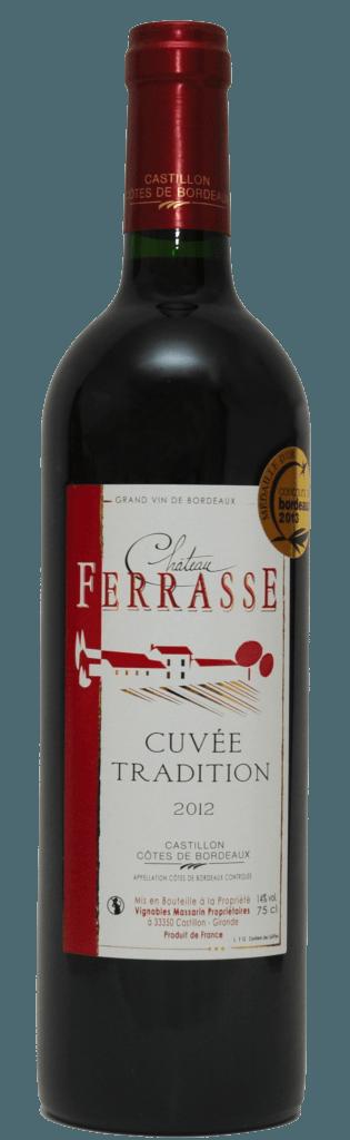 Château Ferrasse Cuvée Tradition 2012