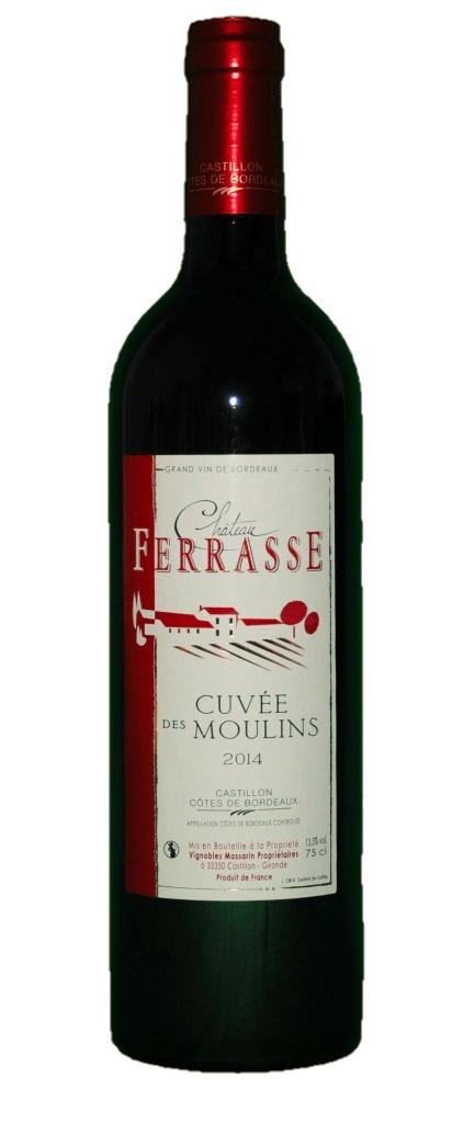 Ferrasse Cuvée des Moulins 2014